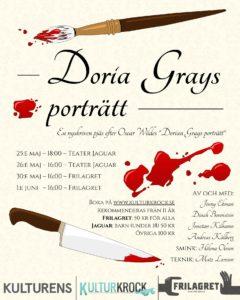 Doria Grays porträtt